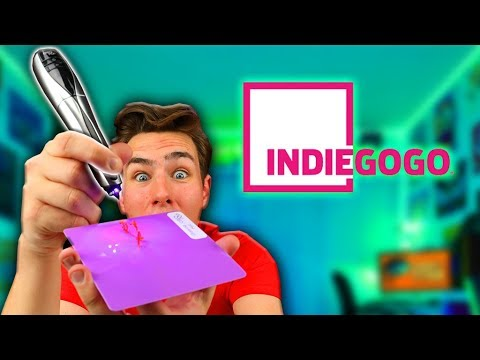 Download Youtube: Testing 5 INDIEGOGO Products!
