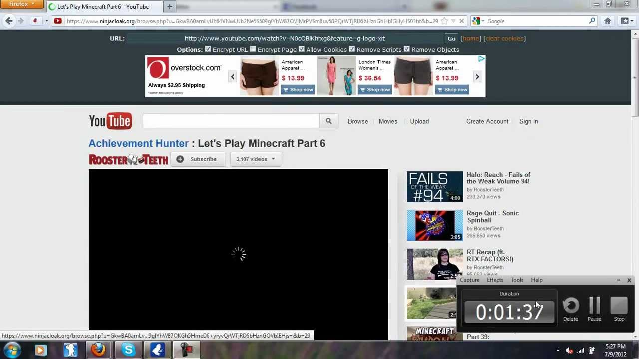 How to access blocked sites on your schools network computer how to access blocked sites on your schools network computer youtube ccuart Image collections