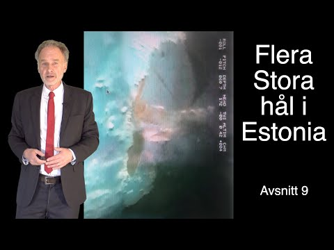 Flera hål i Estonia   del 2   HD 1080p