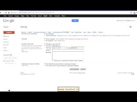 Gmail in tamil Language- web design Coimbatore Budnet