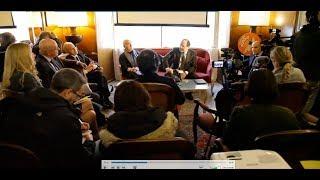 PTV News Speciale 14.02.18 - Conferenza stampa della Lista del Popolo