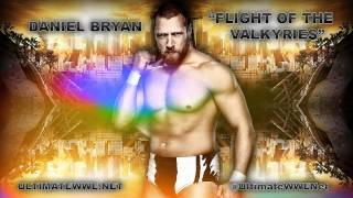 "WWE Daniel Bryan - ""Flight Of The Valkyries"" 2012 ᴴᴰ + Download Link"