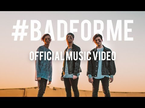 In Stereo - BAD FOR ME (Official Music Video)