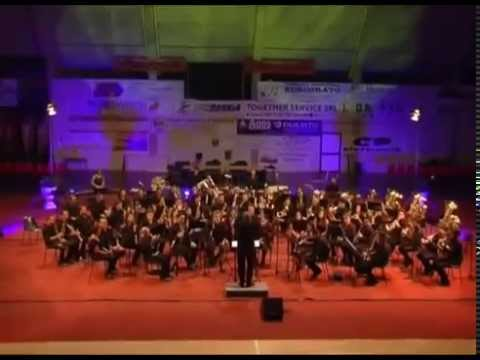 Orchestra di Fiati del Conservatorio Piccinni di Bari - Talos Festival 2014 (parte 2)