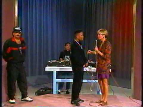 Fast Eddie Yo Yo Get Funky Live 1990