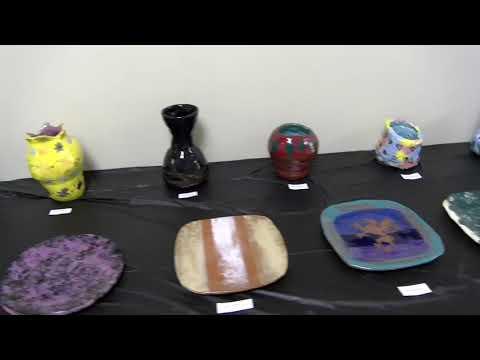 Narragansett Regional High School Art Show 2019
