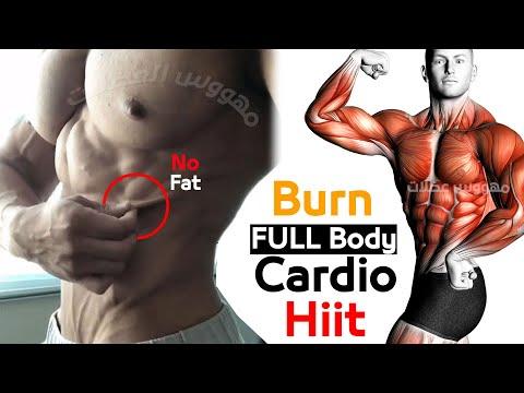 6 HIIT Cardio Workout 🔥 With Warmup 🔥 20 min 🔥 Burn fat