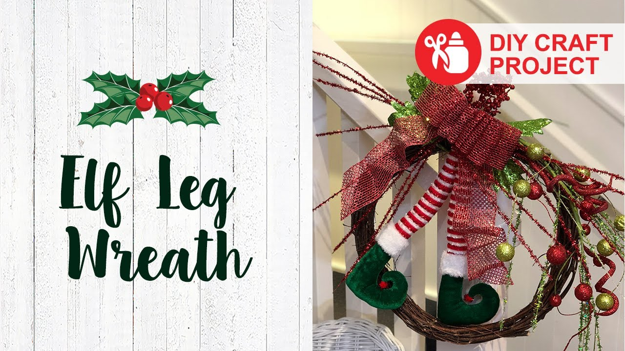 Christmas decor,Elf wired legs for wreath the mean one wired legs for wreath bendable elf legs for wreath grinchmas wired legs 4 tree