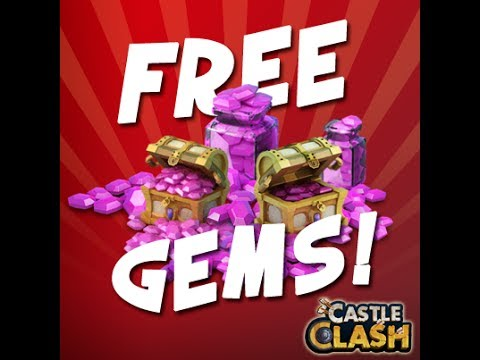 [FR] Castle Clash - Gagner Un Maximum De Gemmes !