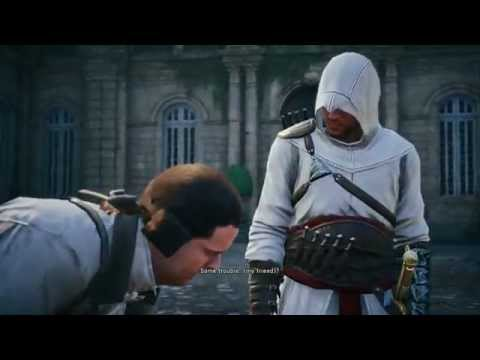Assassin's Creed Unity - The Estates General (Sequence 1 Memory #2) [60FPS] *Altair*