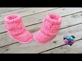 Bottines (Boots) style UGG crochet 1/2 / Boots Ugg style crochet (english subtitles)