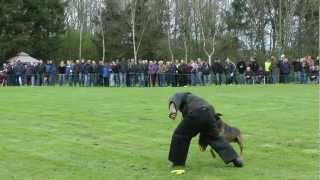 Samenvatting stok, werp en rijwielstellen 51ste Nationale Wedstrijd PHV Meppel e.o. op 7 april 2012