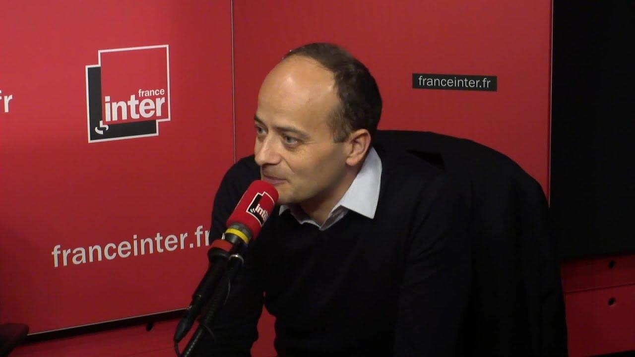 Mathieu Laine répond aux questions du Grand Entretien de France Inter