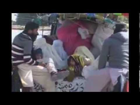 Pakistan Air Raids on Waziristan Trigger Exodus of Pashtuns by Settler Punjabi ISI