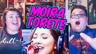 Moira Dela Torre sings &quotTorete&quot LIVE on Wish 107.5 Bus REACTION!!