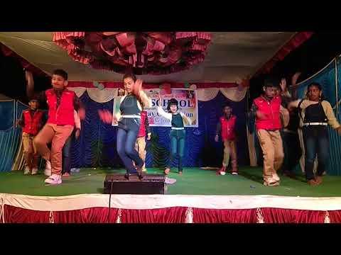 Bedagu binnana & yaaklaa hudaga songs school annual program 2018 (my son mounish)