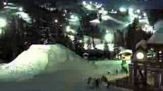 This Video Is Unavailable.     Stevens Pass 2008 Quarterpipe Timelapse