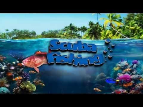 Scuba Diving - SPEARFISHING Game IOS Android