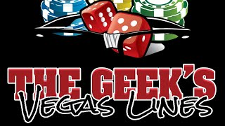 The Geek's Vegas Lines Daily Fantasy Football and Betting Angles Breakdown - Week 8