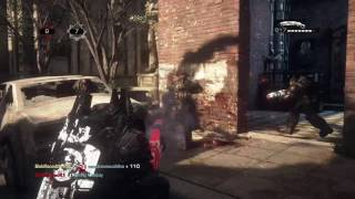 Gears of War: Ultimate Edition - Killing Spree! Gameplay Capture