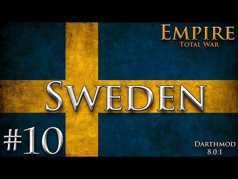 Empire Total War: Darthmod - Sweden Campaign #10 ~ FREEEEEEDOM!