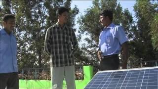 India  A Rising Solar Power