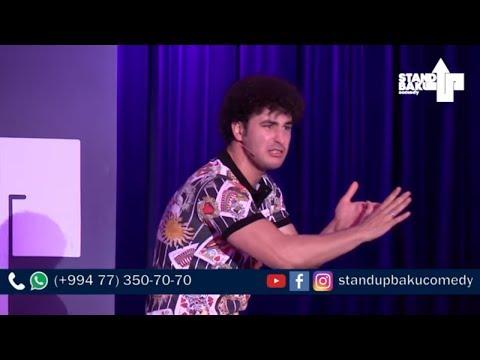 Ülvi Həsənli (Stand UP Baku - 7-ci şou)