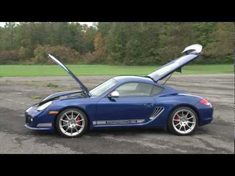 2012 Porsche Cayman R - Drive Time Review with Steve Hammes