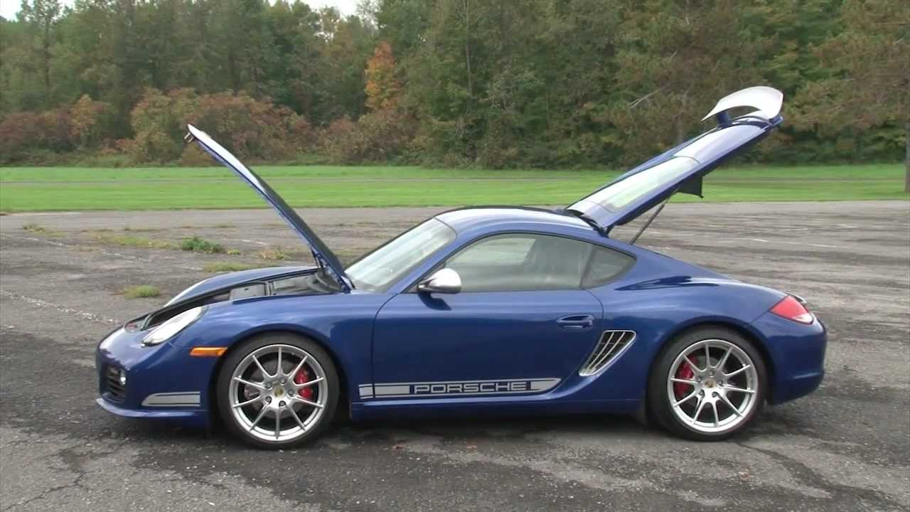 2012-porsche-cayman-r-drive-time-review-with-steve-hammes-testdrivenow-youtube