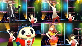 Persona 4: Dancing All Night - Junes Theme (Vocal Version) [Video w/ All Partners]