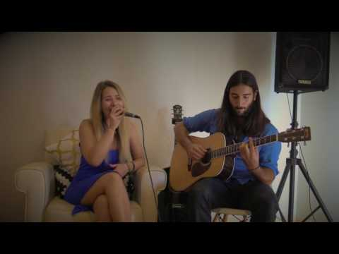 Halo by Beyonce cover by the Critical Soul Duo feat. Cate Dyer and Johnny Karanicolas