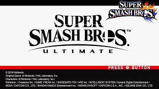 Smash Ultimate's Menu theme actually pays homage to ALL Smash Bros titles from N64 to Wii U