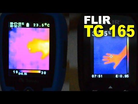 câmera-térmica-flir-tg165---comparativo!