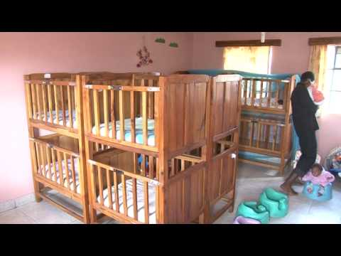 Happy Life Children's Home Kenya April 2014 Documentary