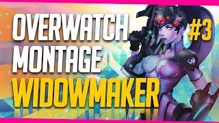 BEST OF WIDOWMAKER 2 Overwatch Gameplay HD