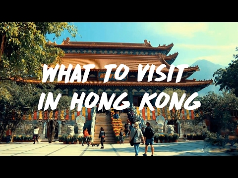 WHAT TO VISIT IN HK - Vlog#7