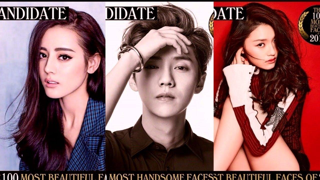 12 ngôi sao Hoa ngữ được đề cử Top 100 Gương mặt đẹp nhất thế giới năm 2017