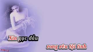 Karaoke Bolero - Ru con tình cũ