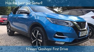 Nissan Qashqai First Drive: Has The Best Got Better?