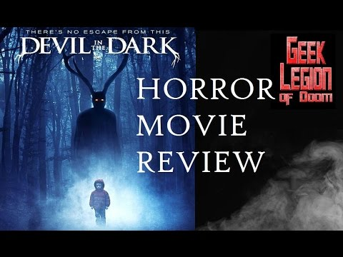 DEVIL IN THE DARK ( 2017 Dan Payne ) Creature Feature Horror Movie Review