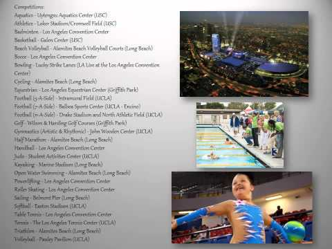 LA2015 Special Olympics World Games