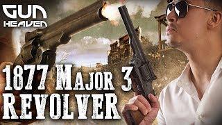A Western Wonder – Gun Heaven 1877 Major 3 Revolver – RedWolf Airsoft RWTV