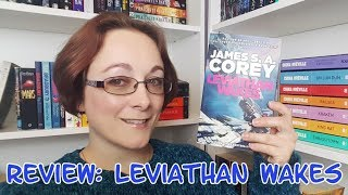 Book Review #96 - Leviathan Wakes by James S A Corey