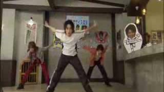 ixa cise work out video