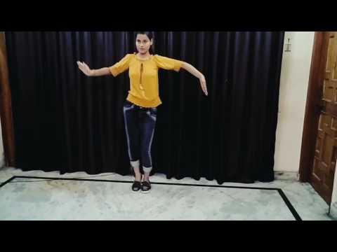 Tu Cheez Badi Dance Choreography Video(Machine)