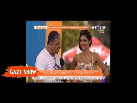 Gazi Demirel a cantat la Star la mare fitza de pe Antena Stars