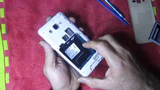 Samsung Galaxy Grand Prime 4G SM G531 Disassembly   Screen and Display Replacement