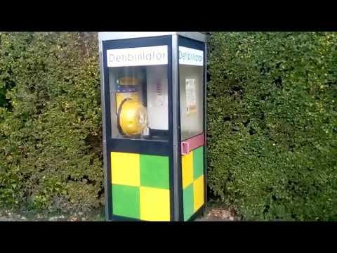 Bt kx100 payphone \ phonebox UK