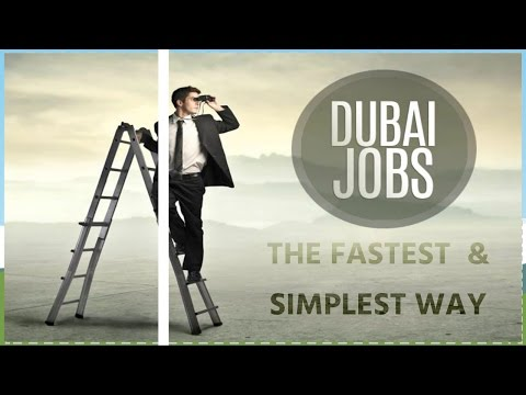 How to get a JOB in Dubai in 6 simple Steps || HR Solutions || www.vowelgroup.in
