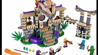 Lego Ninjago Enter The Serpent - 70749 - Unboxing & Review!